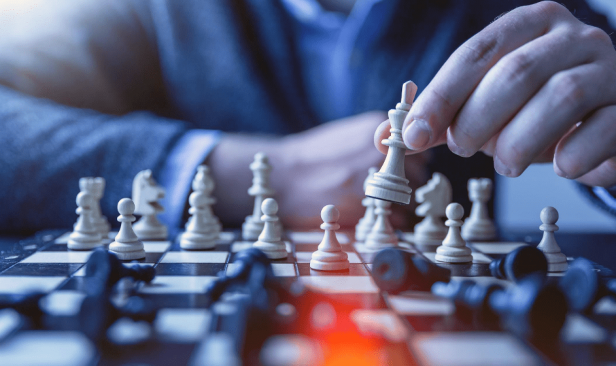 CHESS – It's More Than Just A Board Game