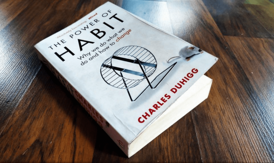 4 Steps to Change Any Habit – The Power of Habit