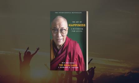 the art of happiness dalai lama book