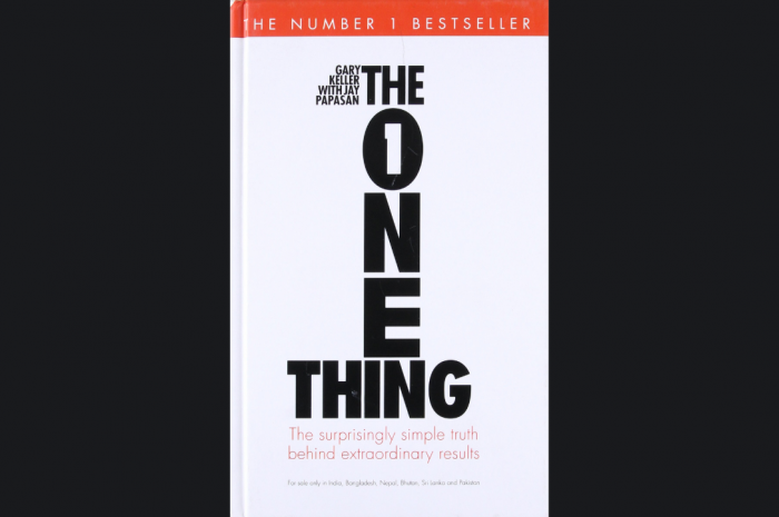 'The ONE Thing' – This Book is a Game-Changer