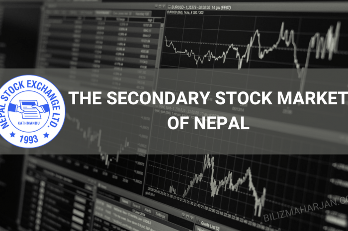 How To Invest In the Stock Market of Nepal: A Simple Guide To Investing In The Secondary Market