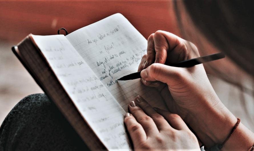 If You Want To Make Your Life Better, You Need To Start Journaling