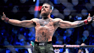 conor mcgregor mindset and success
