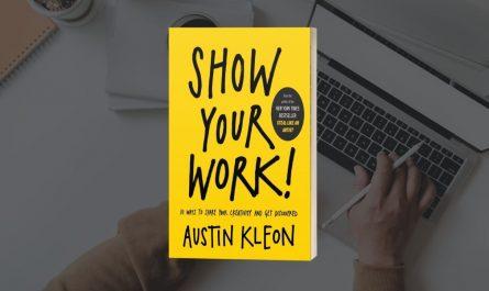 'Show Your Work' by Austin Kleone